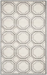 Safavieh Amherst Amt411e Ivory / Light Grey Area Rug