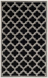 Safavieh Amherst Amt412g Anthracite / Ivory Area Rug