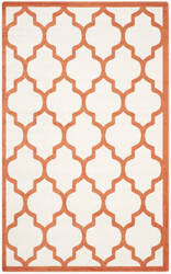 Safavieh Amherst Amt420f Beige - Orange Area Rug