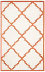 Safavieh Amherst Amt421f Beige - Orange Area Rug
