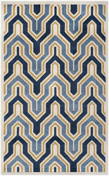 Safavieh Amherst Amt438t Ivory - Gold Area Rug