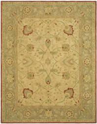 Safavieh Anatolia AN512E Ivory / Rust Area Rug