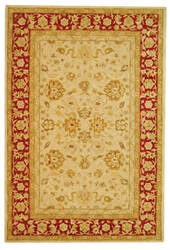 Safavieh Anatolia AN522C Ivory / Red Area Rug