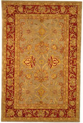 Safavieh Anatolia AN529A Grey / Red Area Rug
