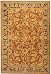 Safavieh Anatolia AN545A Rust / Brown Area Rug
