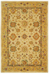 Safavieh Anatolia AN546B Ivory / Gold Area Rug