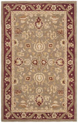 Safavieh Anatolia AN548A Light Green - Red Area Rug