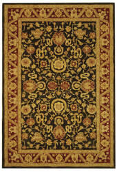 Safavieh Anatolia AN548B Charcoal / Red Area Rug