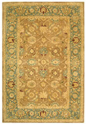 Safavieh Anatolia AN549A Brown / Blue Area Rug