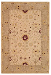 Safavieh Anatolia AN550A Sand / Walnut Area Rug