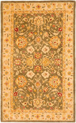 Safavieh Anatolia AN553A Green / Gold Area Rug
