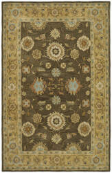 Safavieh Anatolia An556c Brown / Taupe Area Rug