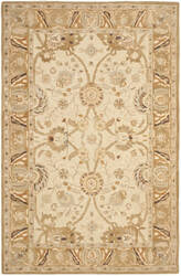 Safavieh Anatolia An558b Silver / Light Brown Area Rug