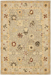 Safavieh Anatolia An559a Grey Blue / Mint Area Rug