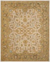 Safavieh Anatolia An576b Ivory / Brown Area Rug
