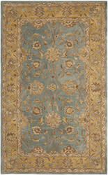 Safavieh Anatolia An580g Blue / Green Area Rug