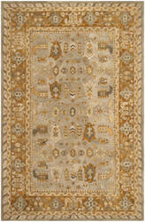 Safavieh Anatolia An590a Light Grey / Gold Area Rug