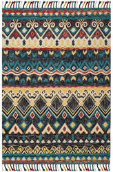 Safavieh Aspen Apn137a Blue - Red Area Rug