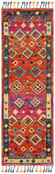 Safavieh Aspen Apn138a Orange - Fuchsia Area Rug