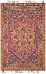 Safavieh Aspen Apn226a Pink - Violet Area Rug