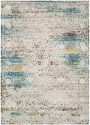 Safavieh Aria Ara183b Blue - Creme Area Rug