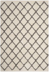Safavieh Adriana Shag Arg780c Cream - Grey Area Rug