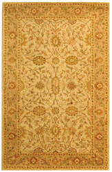 Safavieh Antiquities AT17A Ivory / Light Green Area Rug
