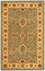 Safavieh Antiquities AT249A Light Blue / Ivory Area Rug