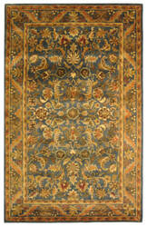 Safavieh Antiquities AT52C Blue / Gold Area Rug