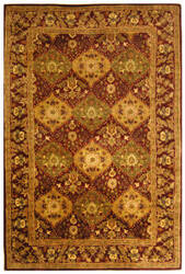 Safavieh Antiquities AT57B Wine Area Rug