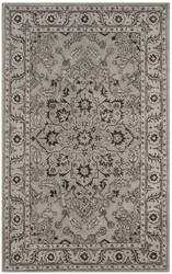 Safavieh Antiquity At58a Grey - Beige Area Rug