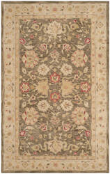 Safavieh Antiquity At853a Olive Grey - Beige Area Rug