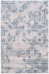 Safavieh Artifact Atf237b Blue - Creme Area Rug