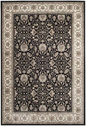 Safavieh Atlas Atl671g Black - Ivory Area Rug