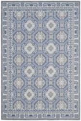 Safavieh Artisan Atn320c Silver - Blue Area Rug