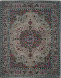 Safavieh Artisan Atn334t Light Grey - Multi Area Rug