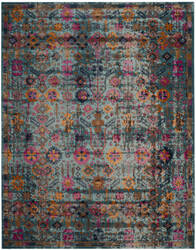 Safavieh Artisan Atn336k Light Blue - Multi Area Rug