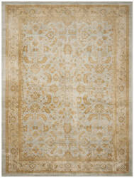 Safavieh Austin Ausl1600 Light Blue - Gold Area Rug