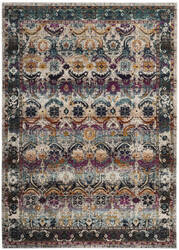 Safavieh Baldwin Bdn196d Cream - Multi Area Rug