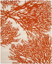 Safavieh Bella BEL115B Beige / Terracotta Area Rug
