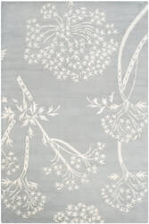 Safavieh Bella Bel131a Light Blue - Ivory Area Rug