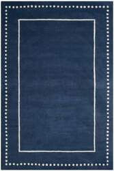 Safavieh Bella Bel151g Navy Blue - Ivory Area Rug