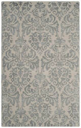 Safavieh Bella Bel156a Ivory - Silver Area Rug
