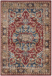 Safavieh Bijar Bij605r Red - Royal Area Rug