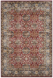 Safavieh Bijar Bij632r Red - Royal Area Rug