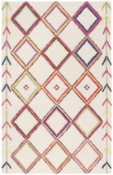 Safavieh Bellagio Blg563a Ivory - Multi Area Rug