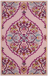 Safavieh Bellagio Blg605a Pink - Multi Area Rug