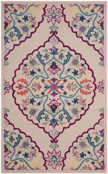 Safavieh Bellagio Blg605e Light Pink - Multi Area Rug