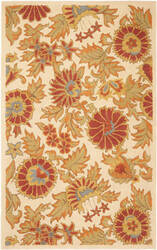 Safavieh Blossom Blm912b Ivory / Multi Area Rug