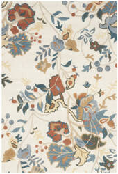 Safavieh Blossom Blm975a Red Blue Multi Area Rug